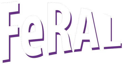 FeRAL logo - željezo, gvožđe